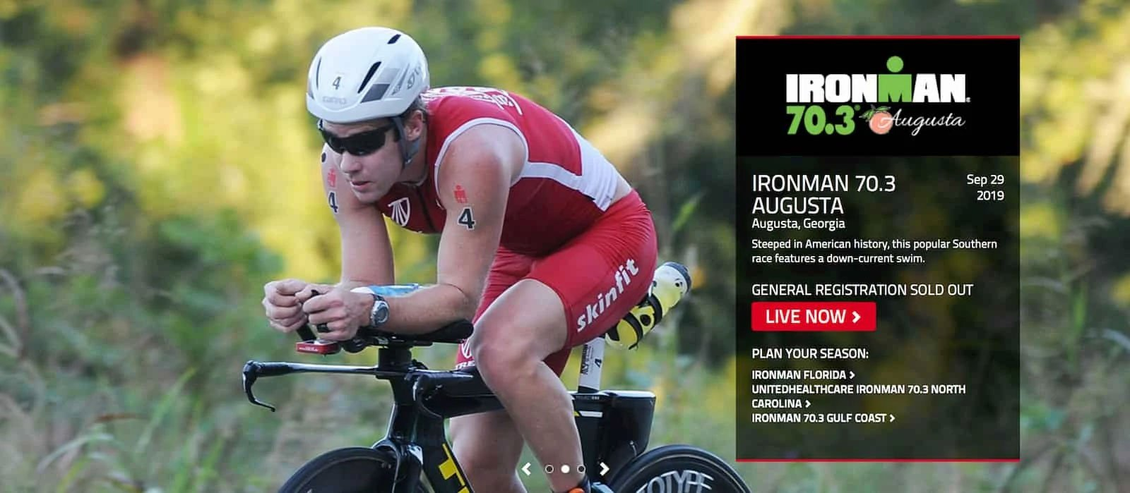 Portable Services Joins Support of IronMan Augusta
