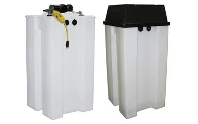 fresh water tanks